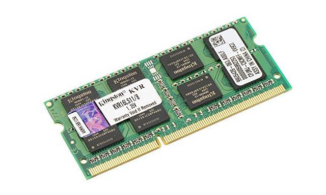 Ram laptop dành cho đồ họa