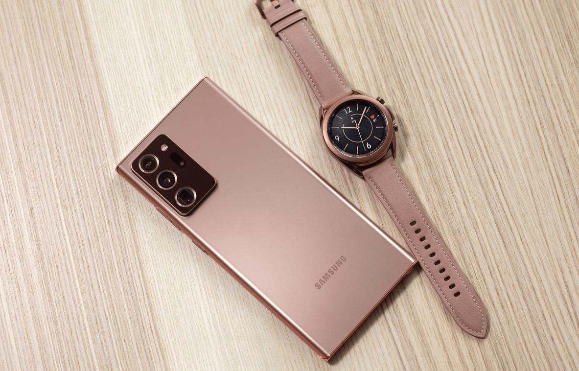 Đánh giá Samsung Galaxy Watch 3 35