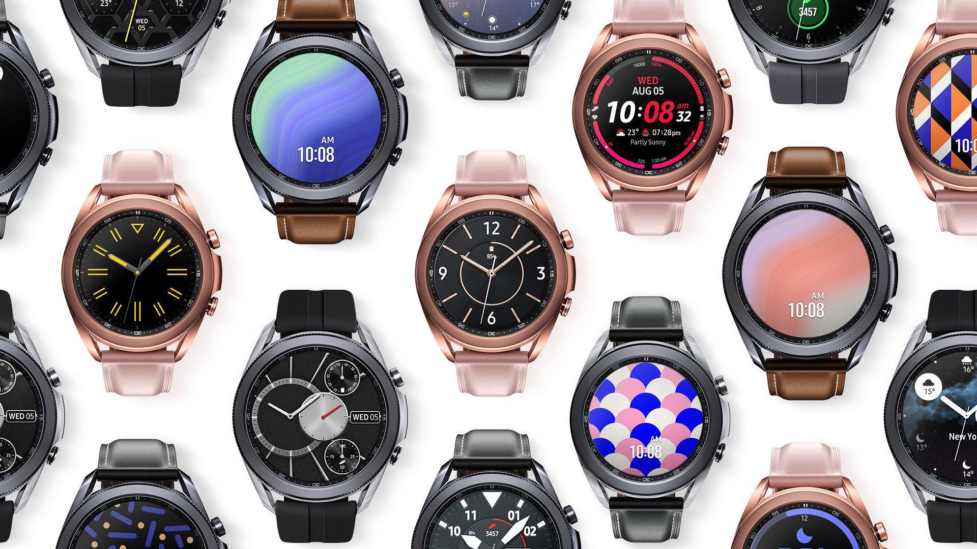 Đánh giá Samsung Galaxy Watch 3 37