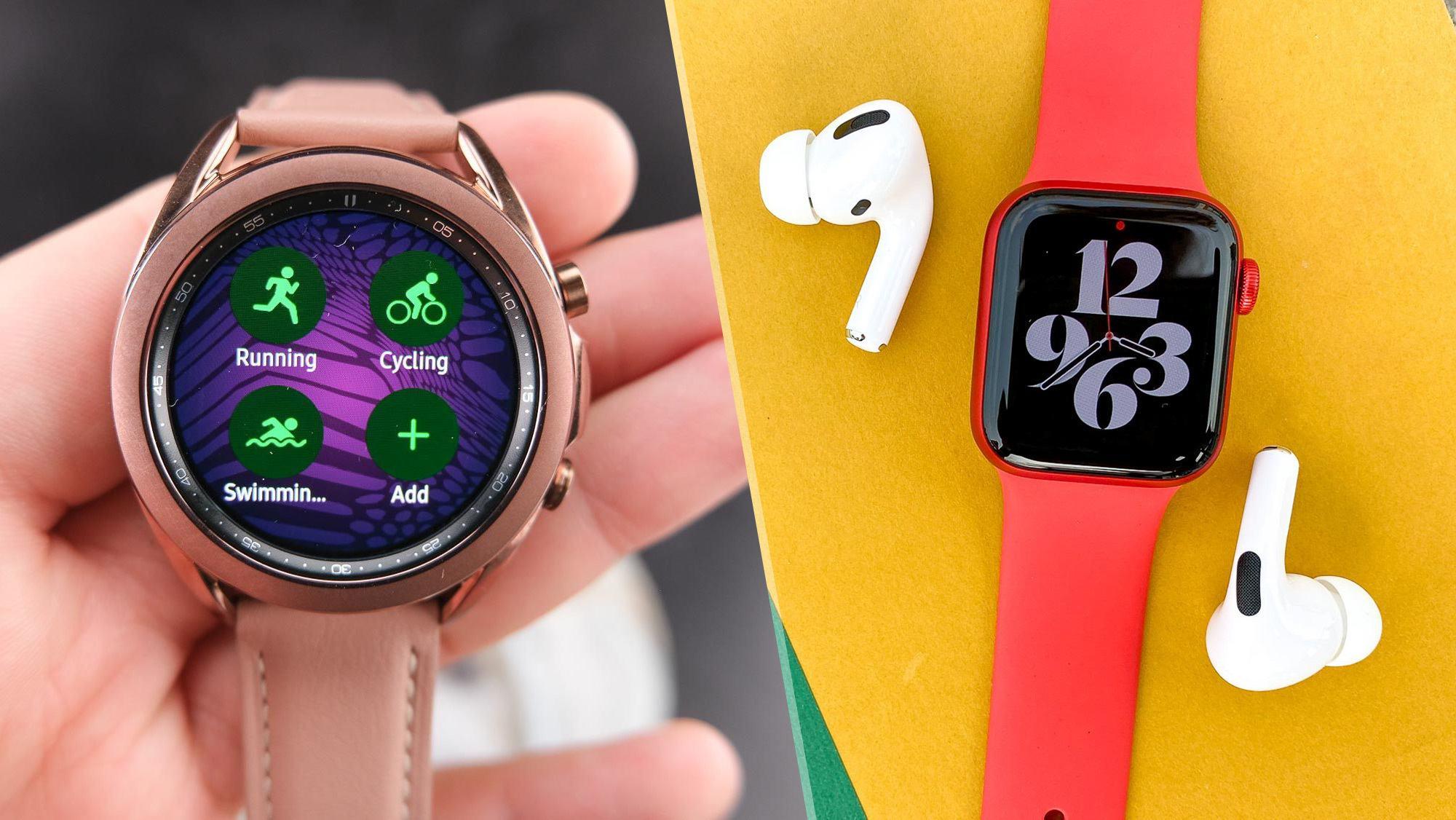 Apple Watch 6 và Samsung Galaxy Watch 3: Cuộc đối đầu không hồi kết của 2 dòng đồng hồ thông minh 29
