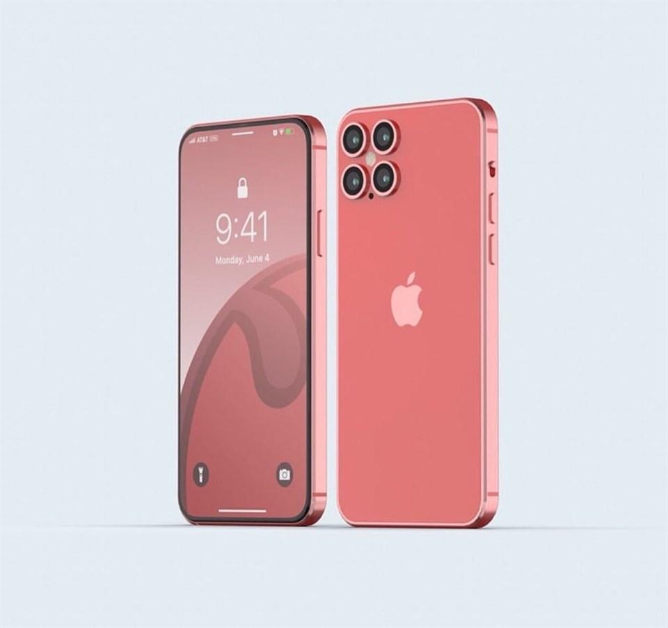 iphone 12 màu hồng mộng mơ