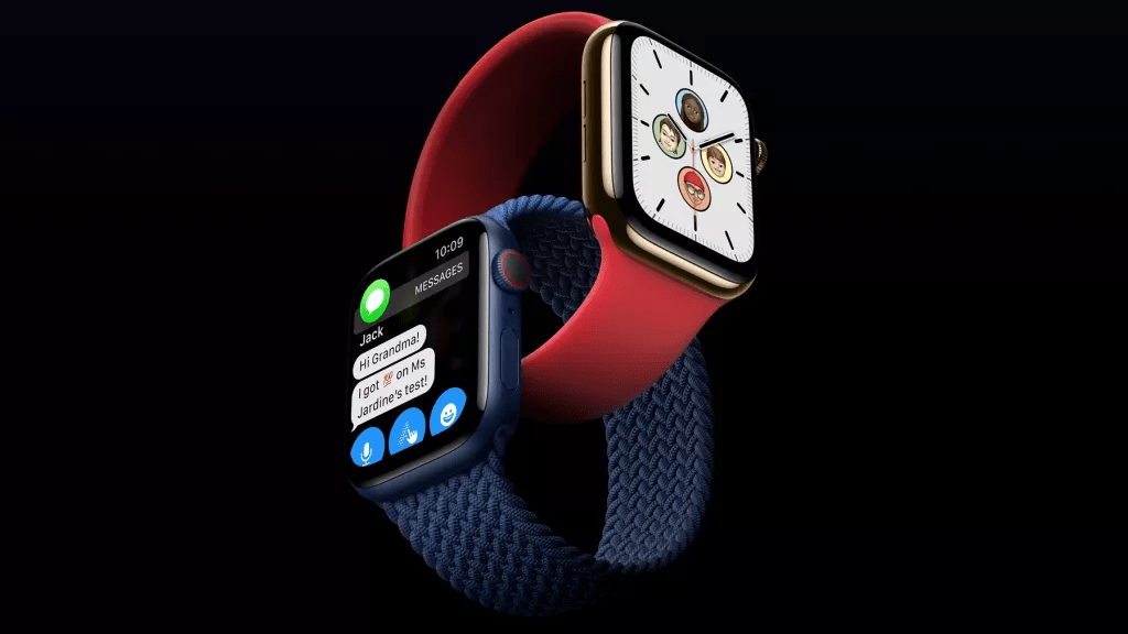 Apple Watch 6 và Samsung Galaxy Watch 3: Cuộc đối đầu không hồi kết 1