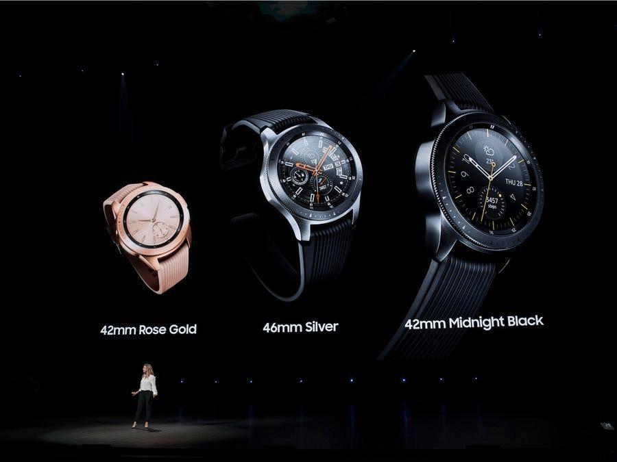 Đánh giá Samsung Galaxy Watch 3 5