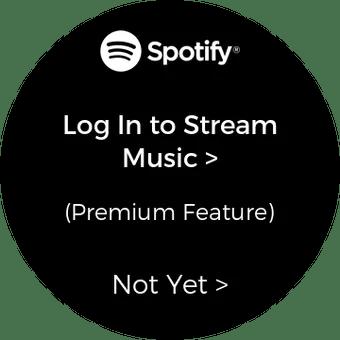 Spotify và cách sử dụng spotify trên Samsung Galaxy Watch 1