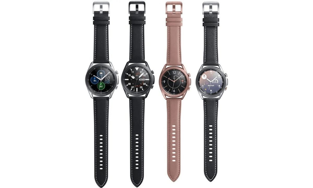 Galaxy Watch 3 có khả năng chống nước IP6