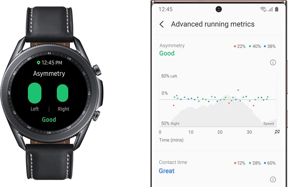 Đánh giá Samsung Galaxy Watch 3 23