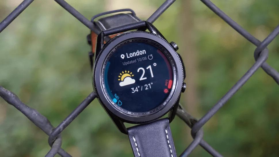 Samsung Galaxy Watch 3 (Hình ảnh: TechRadar)