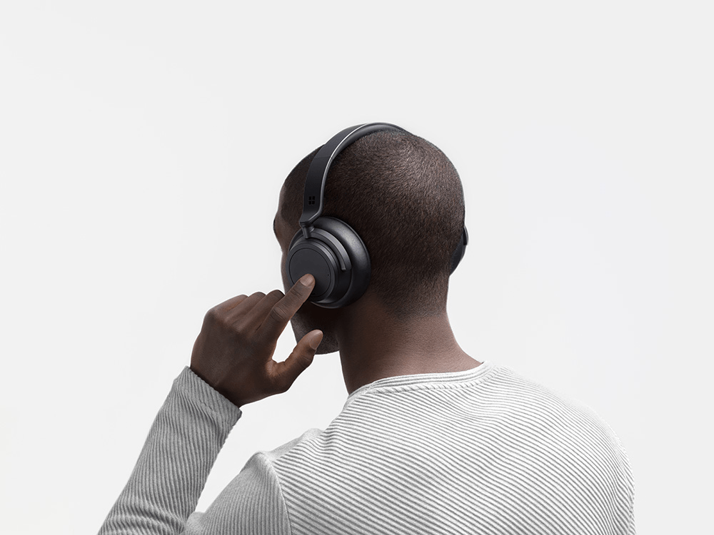 Surface Headphones 2 @Microsoft