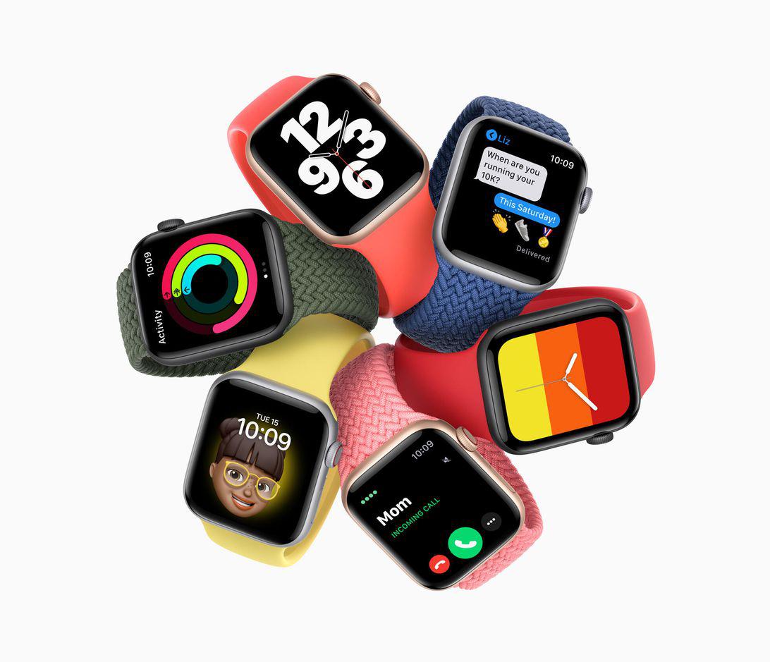 Watch Series 6 có chipset S6 mới nhất của Apple trong khi Series SE có hệ thống S5.