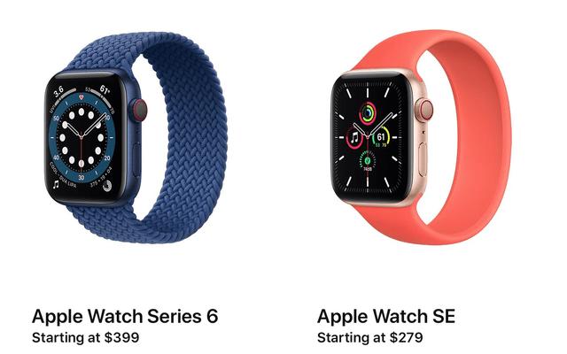 Apple Watch Series 6 so với Apple Watch SE: Sự khác biệt chính giữa những chiếc đồng hồ thông minh mới nhất của Apple 22