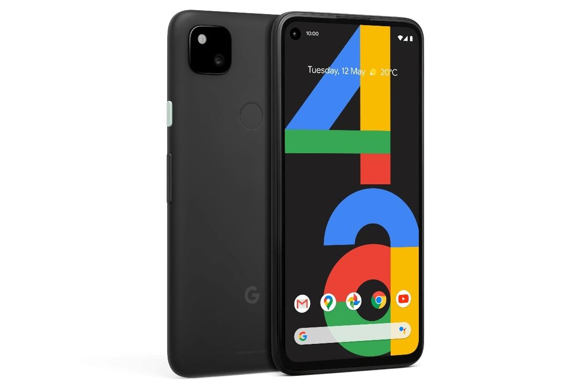 Hình ảnh bên ngoài của chiếc Google Pixel 4A