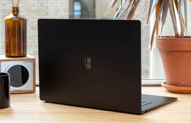 Mặt sau của chiếc Surface Laptop 4 liệu có giống với Surface Laptop 3?