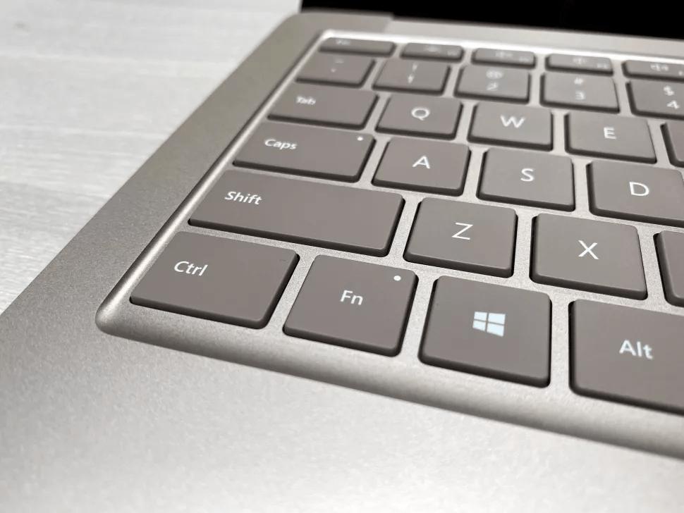 Bàn phím Surface Laptop 4