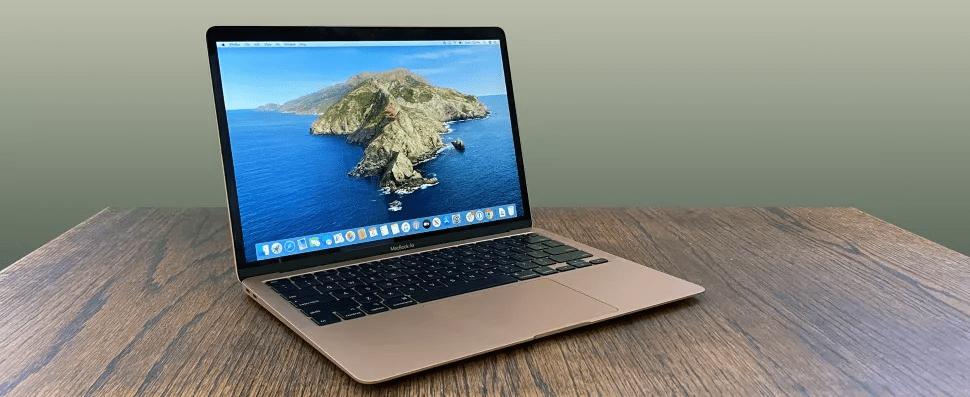 Surface Laptop Go vs MacBook Air 2020: Cuộc chiến bất phân thắng bại. 4