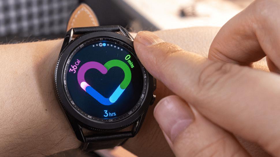 Tính năng theo dõi sức khỏe của Samsung Galaxy Watch 3