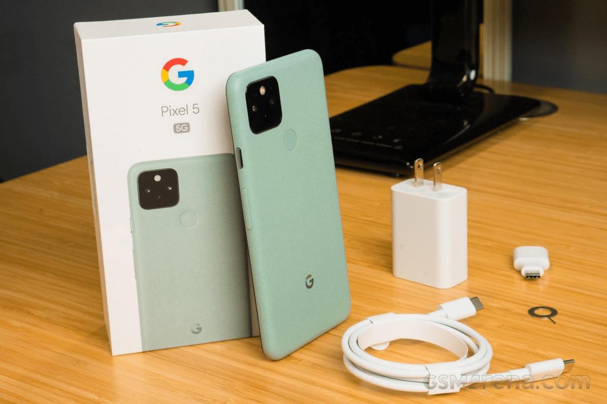 Google Pixel 5 trở thành một trong những smartphone có khung kim loại duy nhất