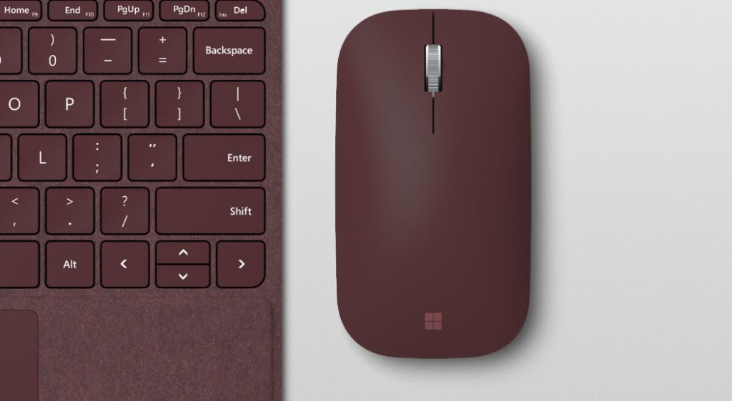 Mobile Mouse không dây với tuổi thọ pin cao