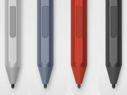 Mực ở một đầu và tẩy ở đầu kia cho bạn cảm giác tự nhiên như đang sử dụng một chiếc bút chì thật.