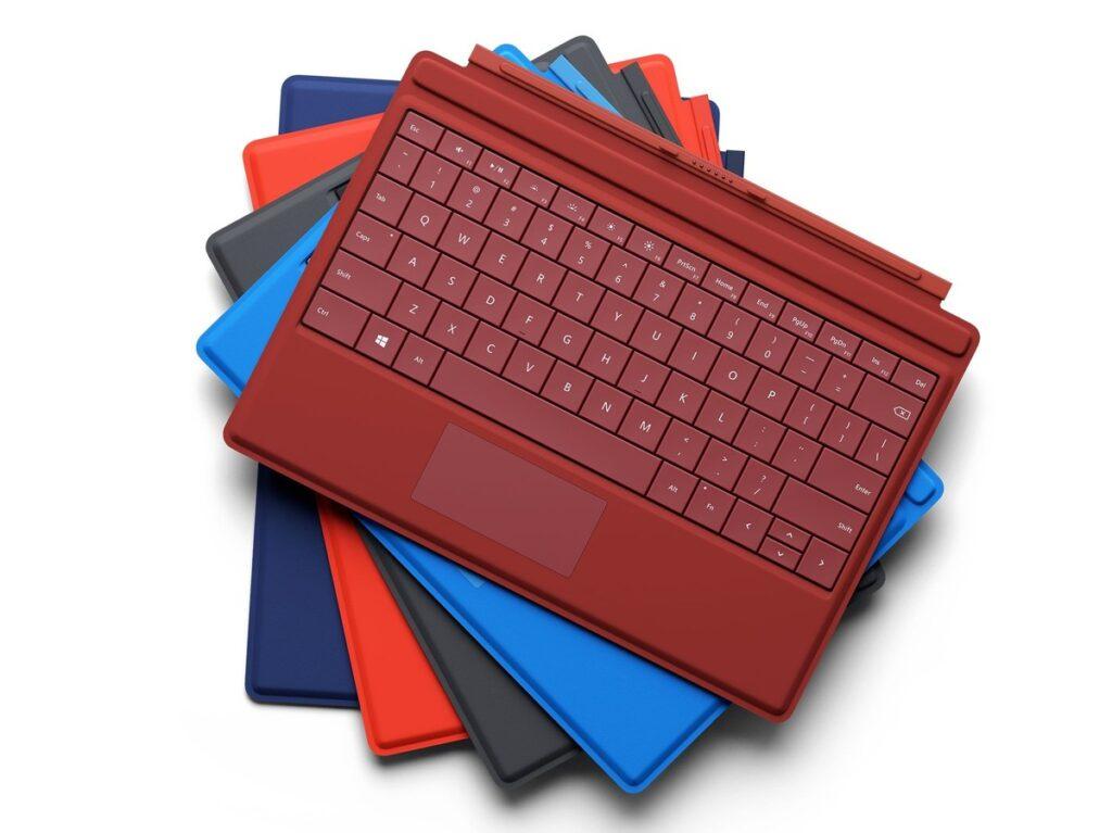 Type Cover Surface hoàn toàn đáp ứng được những yêu cầu khắt khe của người dùng đối với bàn phím truyền thống