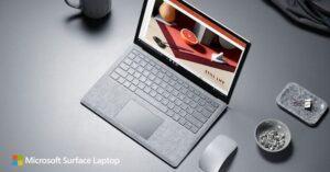 Cách tải Recovery Image cho Surface Laptop 3 51