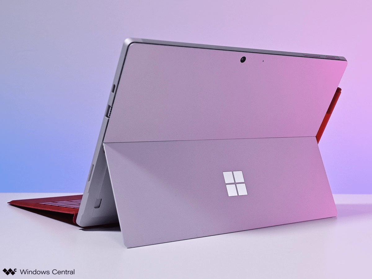 Microsoft có khả năng ra mắt Surface Pro phiên bản mới trong năm 2021(Nguồn: Daniel Rubino/Windows Central