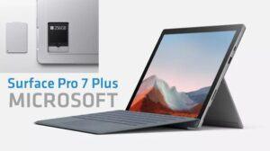 Surface Pro 7 Plus mới của Microsoft sẽ được phát hành vào ngày 151