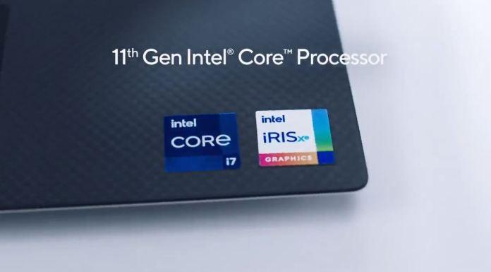 Microsoft Surface Pro 7 Plus - chip intel thế hệ thứ 11