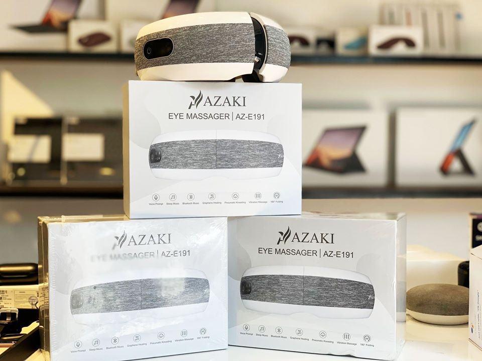 Máy Massage Mắt Thông Minh Azaki AZ-E191 19