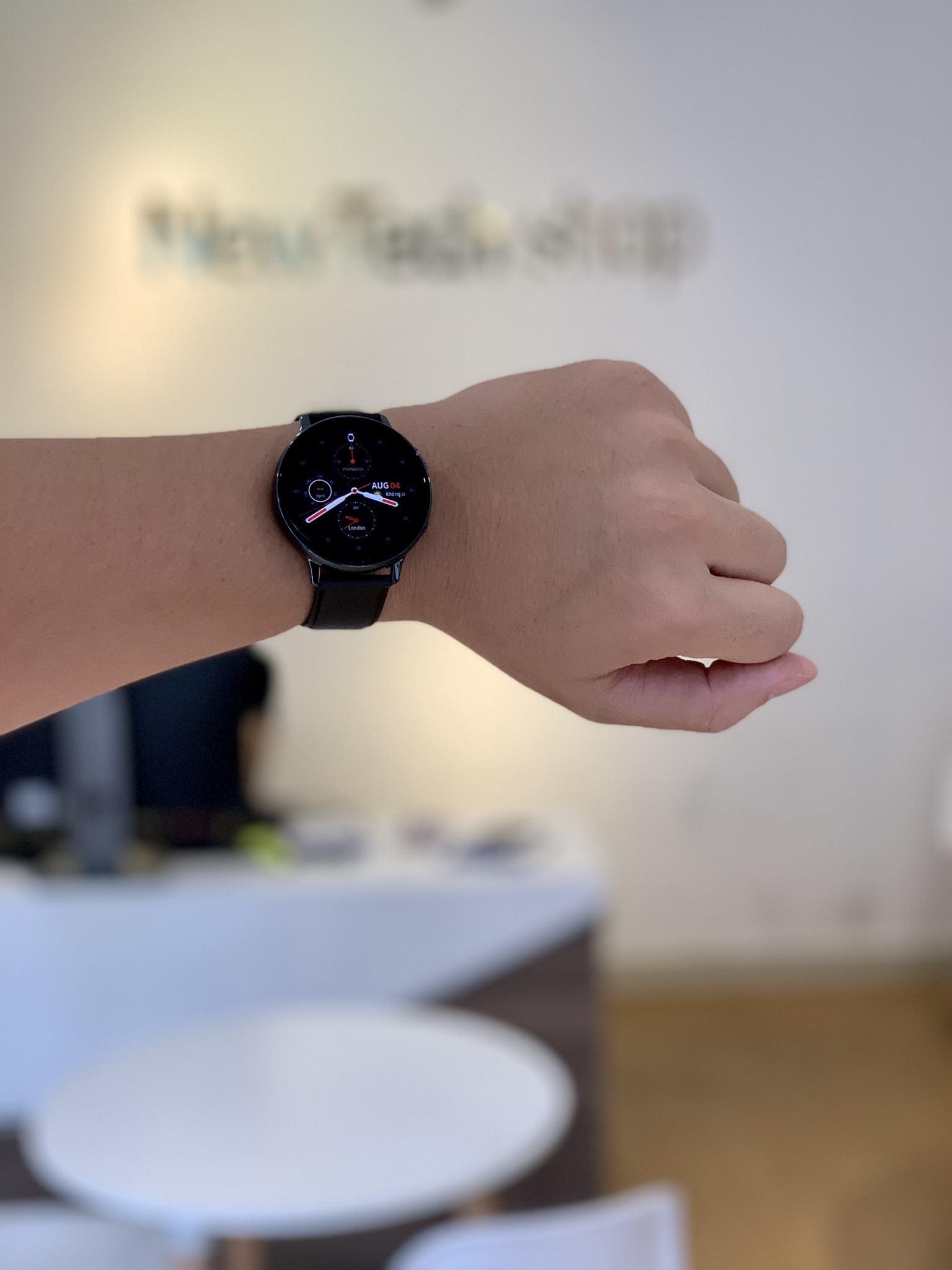 Samsung Galaxy Watch Active 2 Aluminum - Chính Hãng SSVN 68