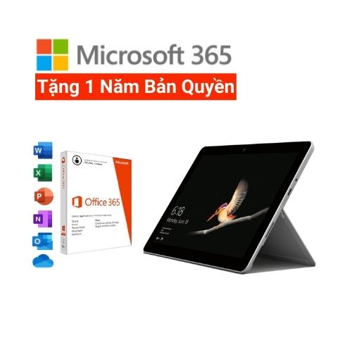 Microsoft Surface GO Intel 4415Y 8GB 128GB Chính Hãng LTE 1
