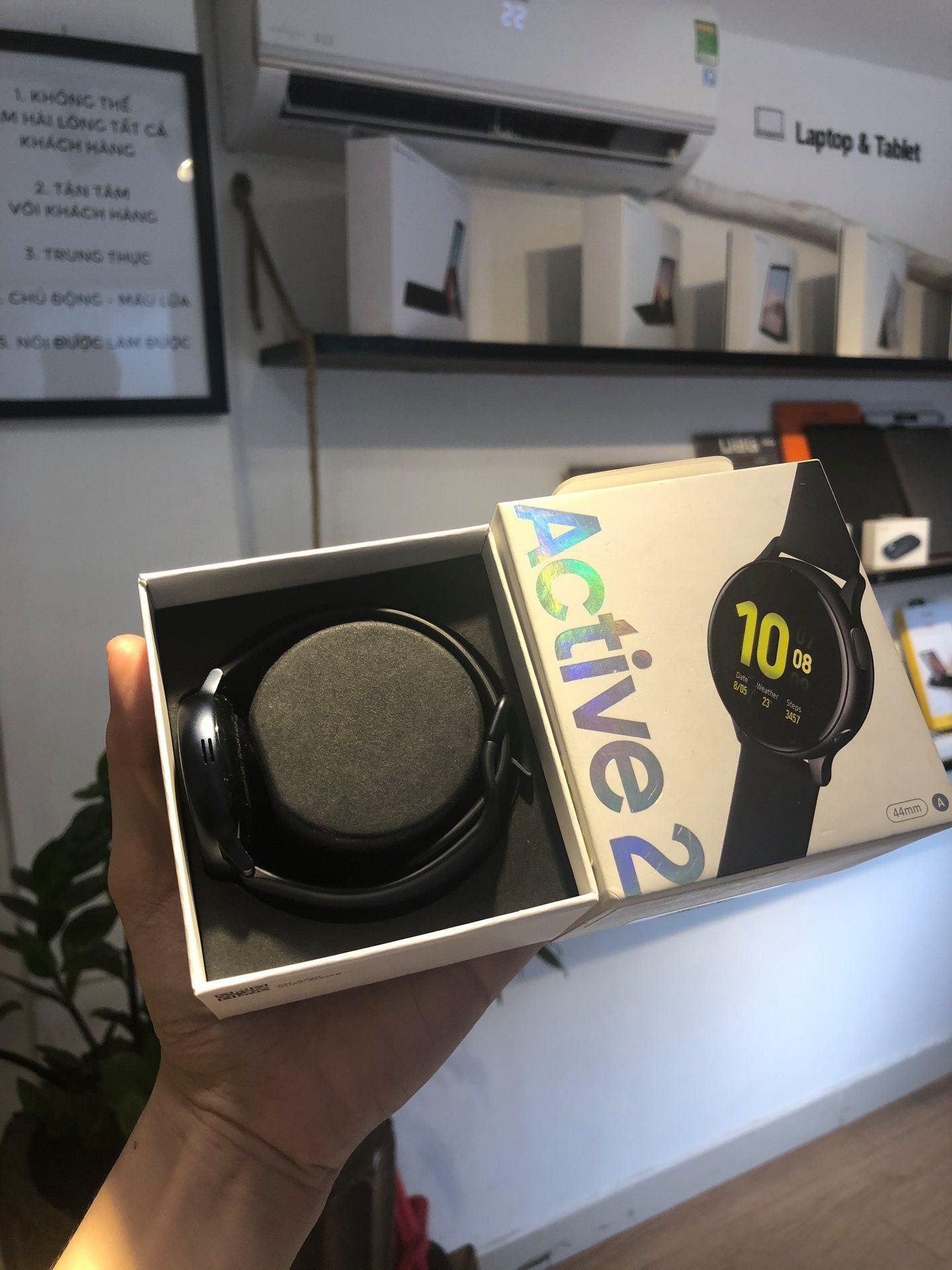 Samsung Galaxy Watch Active 2 Aluminum - Chính Hãng SSVN 66