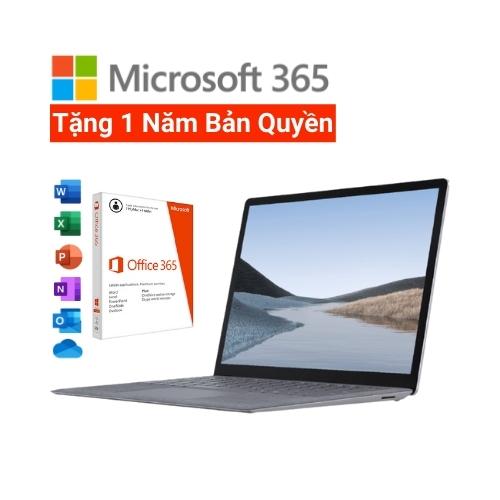 Surface Laptop 3 Ryzen 5 8GB 256GB 15Inch Chính Hãng 1