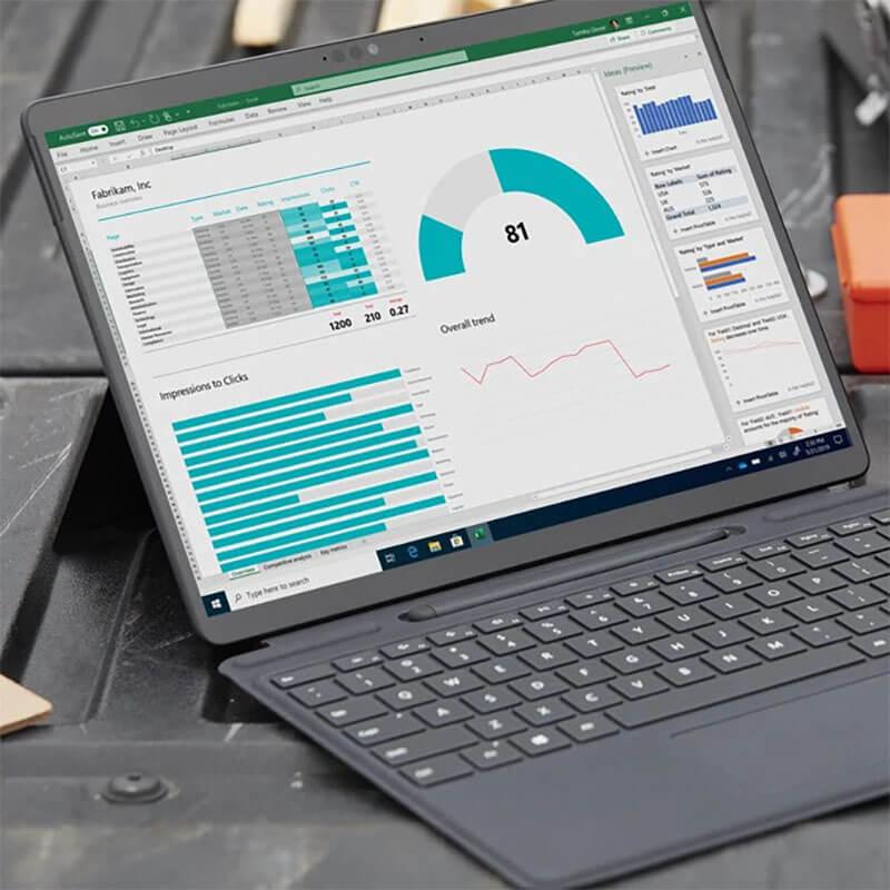 Surface Pro X SQ1 8GB 256GB