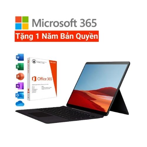 Surface Pro X SQ1 16GB 256GB Chính Hãng 1