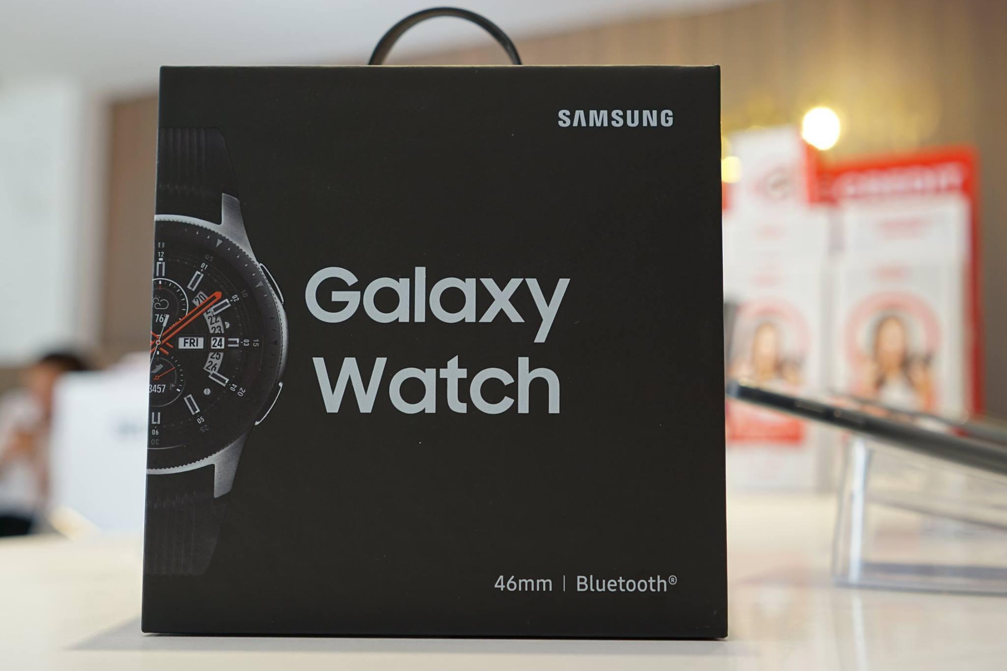Samsung Galaxy Watch 42mm - Chính Hãng SSVN 36