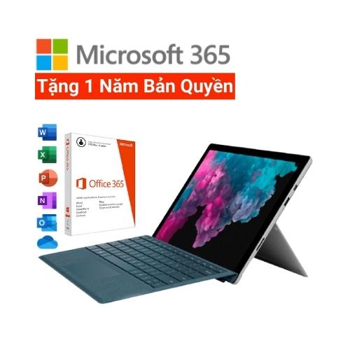 Surface Pro 6 I5 8GB 256GB Chính Hãng 1