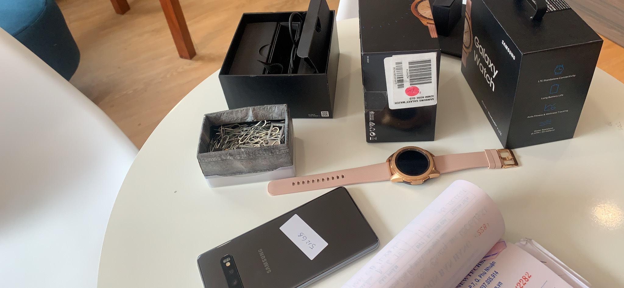 Samsung Galaxy Watch 42mm - Chính Hãng SSVN 44