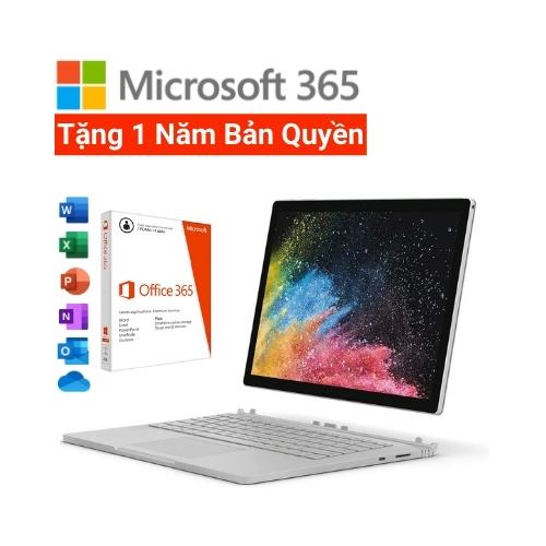 Surface Book 2 I7 16GB 256GB 15 Inch Chính Hãng 1