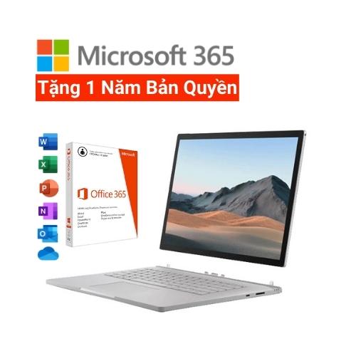 Surface Book 3 I7 16GB 256GB 15 Inch Chính Hãng 1