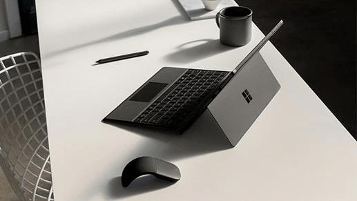 Bàn phím Type Cover Surface Pro Chính Hãng 7