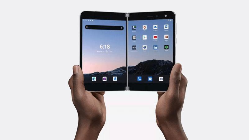 Surface Duo 2 sẽ trông như thế nào? ( Nguồn: Microsoft)