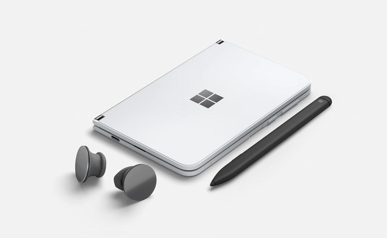 Surface Duo bộ nhớ 128GB 11