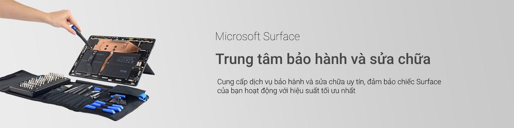 Trung tâm bảo hành và sửa chữa Surface Microsoft 3