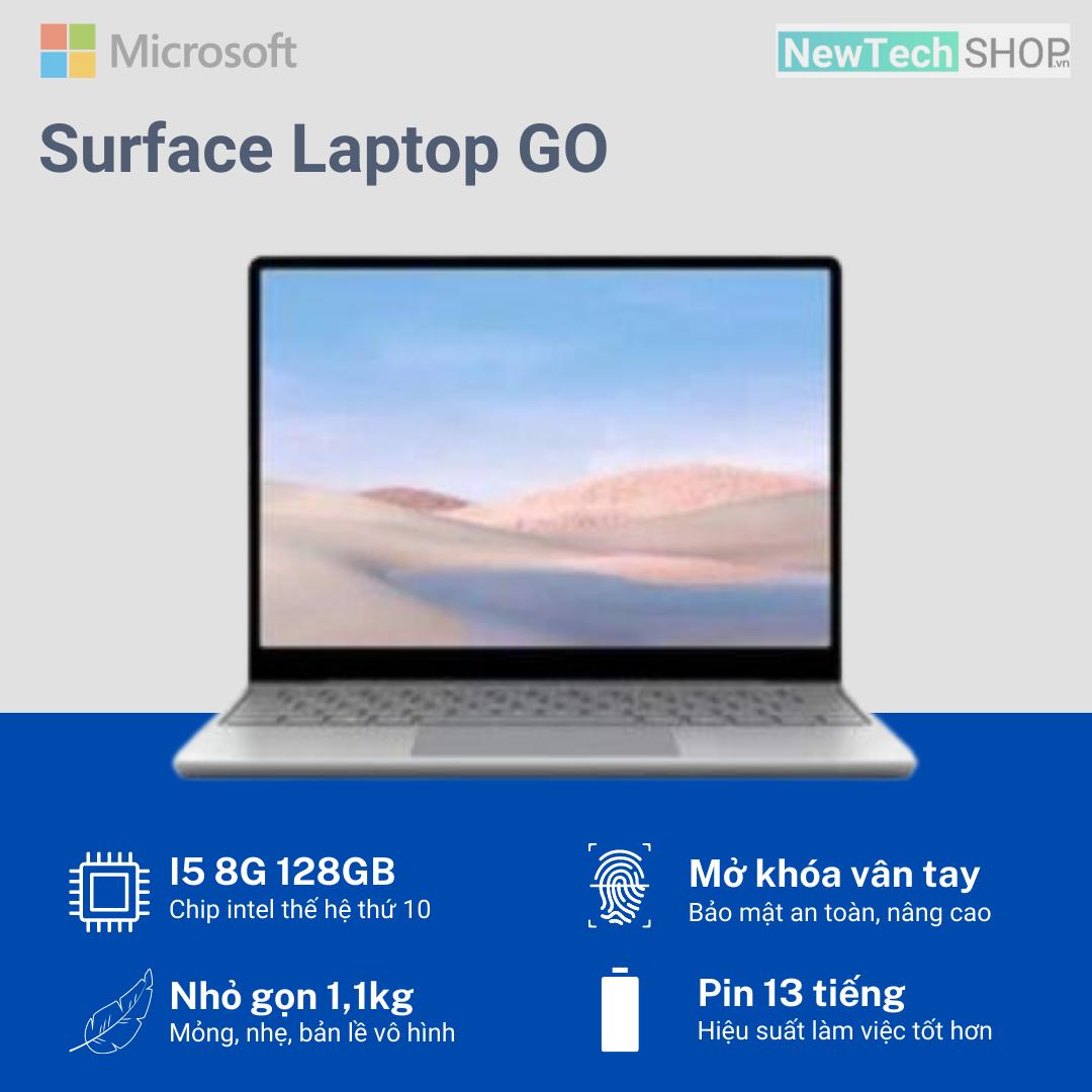 Surface Laptop Go i5 8 128
