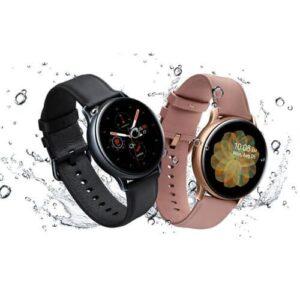Galaxy Watch Active 2 Stainless Steel - Chính Hãng SSVN 12