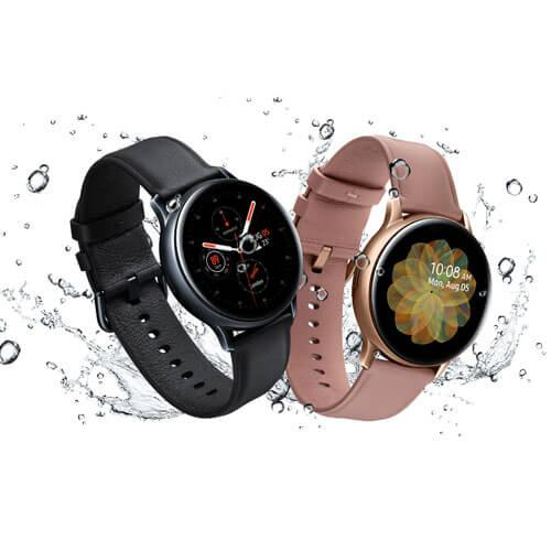 Galaxy Watch Active 2 Stainless Steel - Chính Hãng SSVN 5
