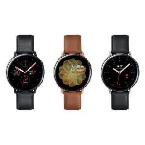 Galaxy Watch Active 2 Stainless Steel - Chính Hãng SSVN 10