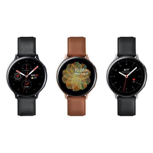 Galaxy Watch Active 2 Stainless Steel - Chính Hãng SSVN 4