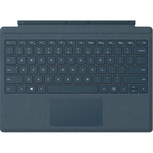 Bàn phím Signature Alcantara Type Cover Surface Pro Chính Hãng 2