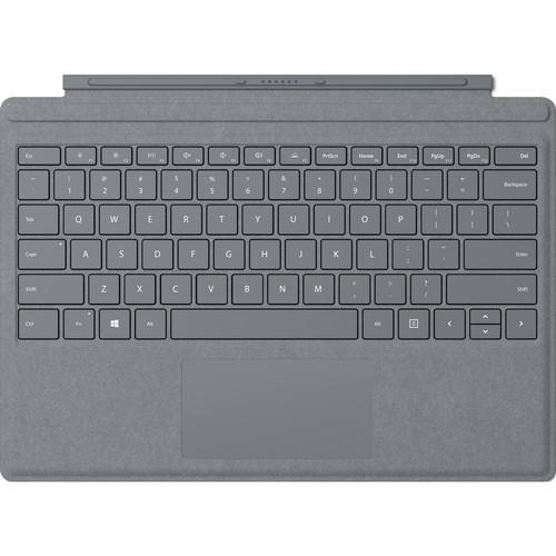 Bàn phím Signature Alcantara Type Cover Surface Pro Chính Hãng 3
